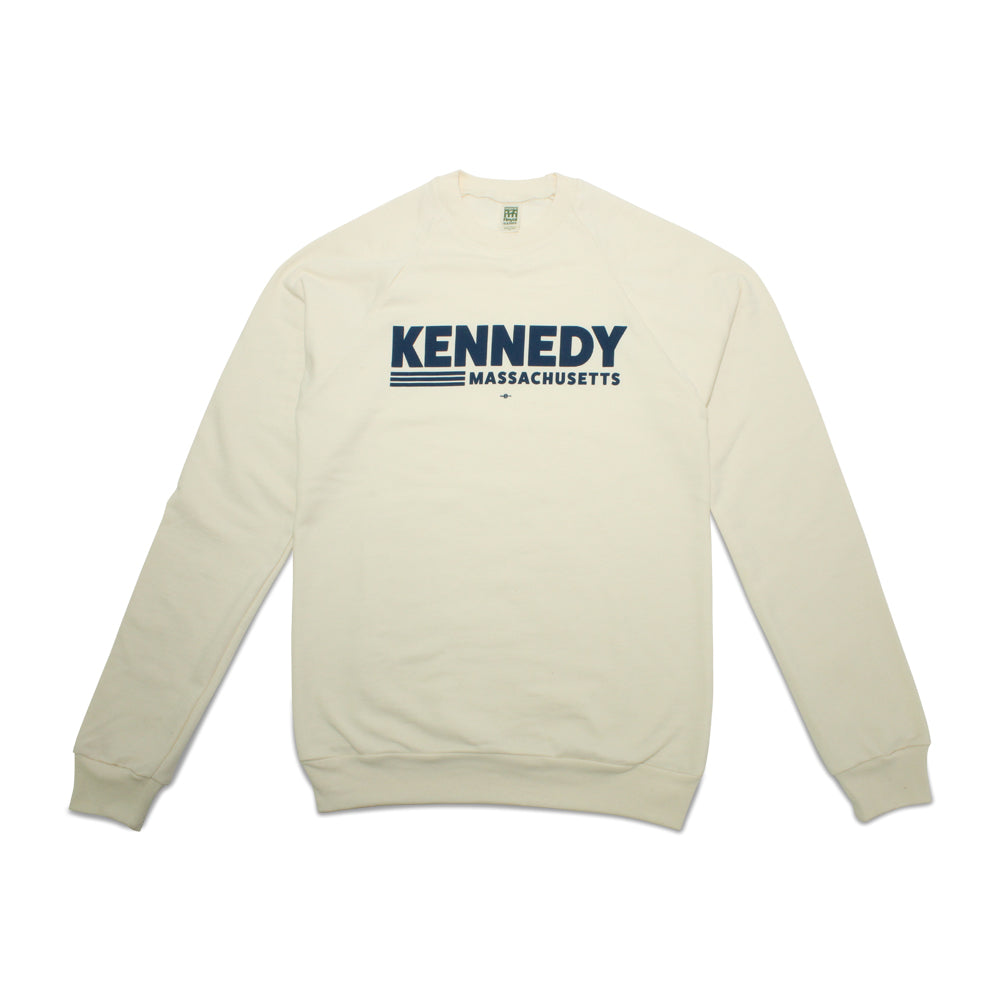 Kennedy for Massachusetts Vintage Crewneck
