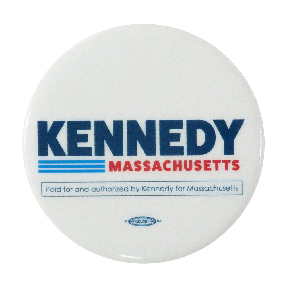 Kennedy for Massachusetts Buttons (Pack of 2)
