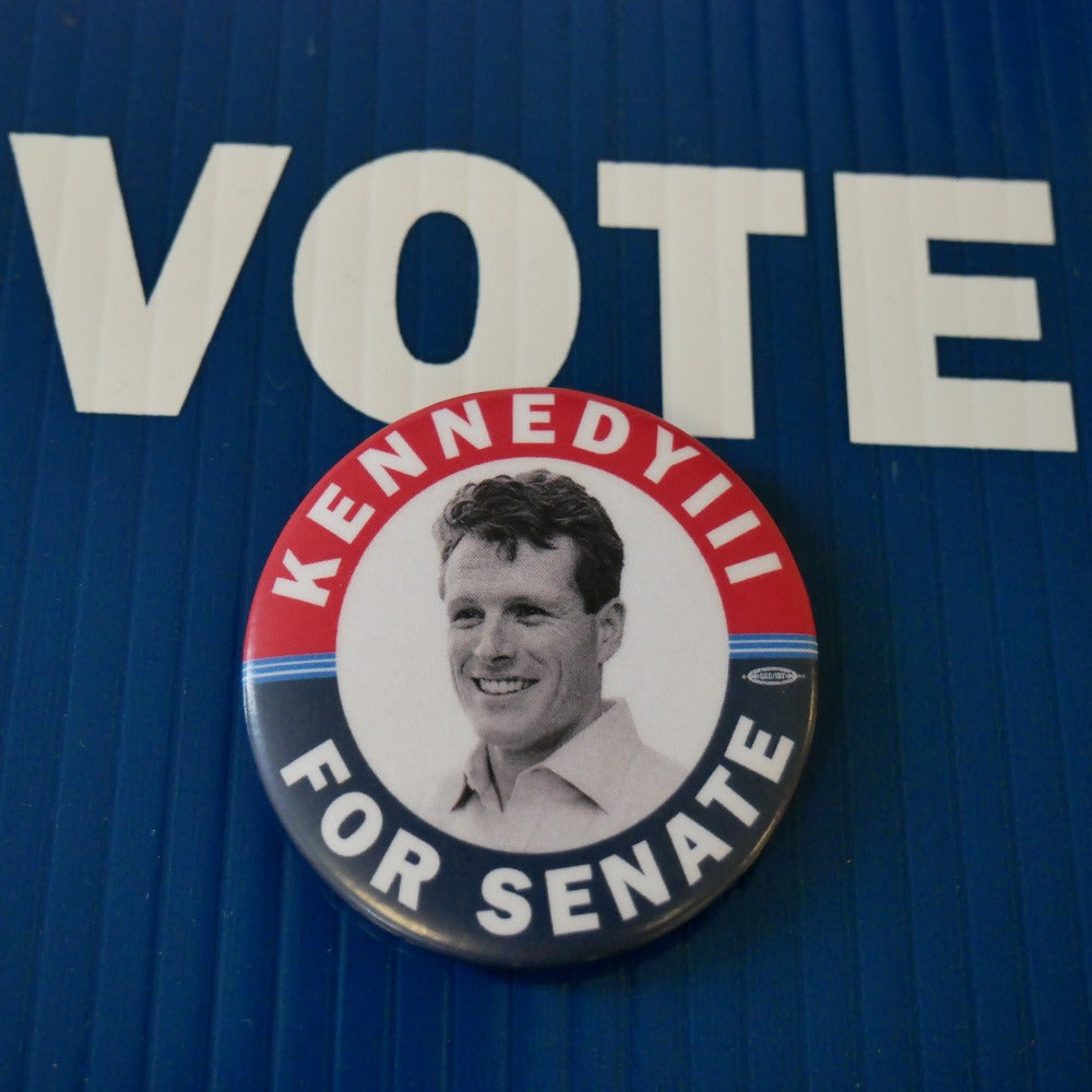 Kennedy for Senate Vintage Buttons