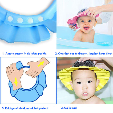 Image of BabyCare™ - Douche Petje
