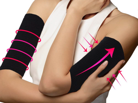 Thermische ToneUp™ - Arm Shaper