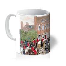Load image into Gallery viewer, Byfleet Manor as used in Downton Abbey Mug