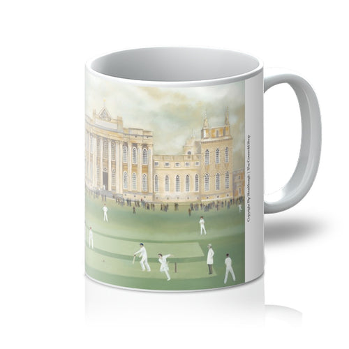 Blenheim Palace in Summer Mug
