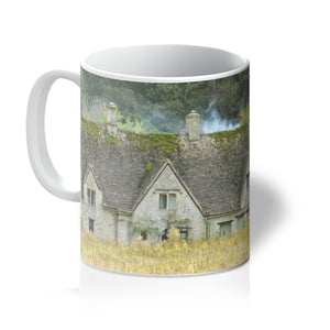 Arlington Row in Bibury Mug
