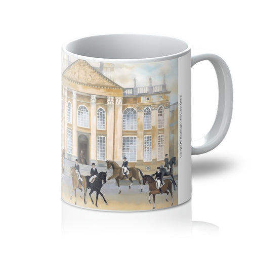 Blenheim Palace in Spring Mug
