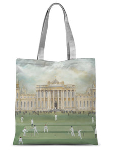 Blenheim Palace in Summer Sublimation Tote Bag