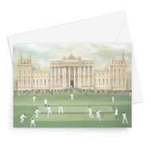 Load image into Gallery viewer, Blenheim Palace in Summer Greeting Card
