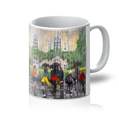 Bampton in the Rain Mug