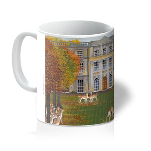 Barnsley Park in Autumn Mug