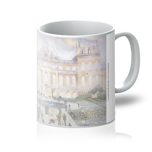 Blenheim Palace in Autumn Mug