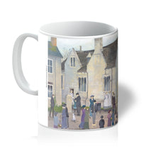 Load image into Gallery viewer, Bampton Grammar School as used in Downton Abbey Mug