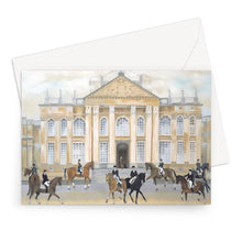 Load image into Gallery viewer, Blenheim Palace in Spring Greeting Card