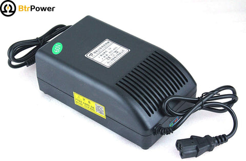 60V 5A Ebike Lithium Batteries Charger for Li-ion Battery Pack