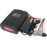 Ebike Battery 36V 18AH Li-ion Battery Pack with 3A Charger, 50A BMS
