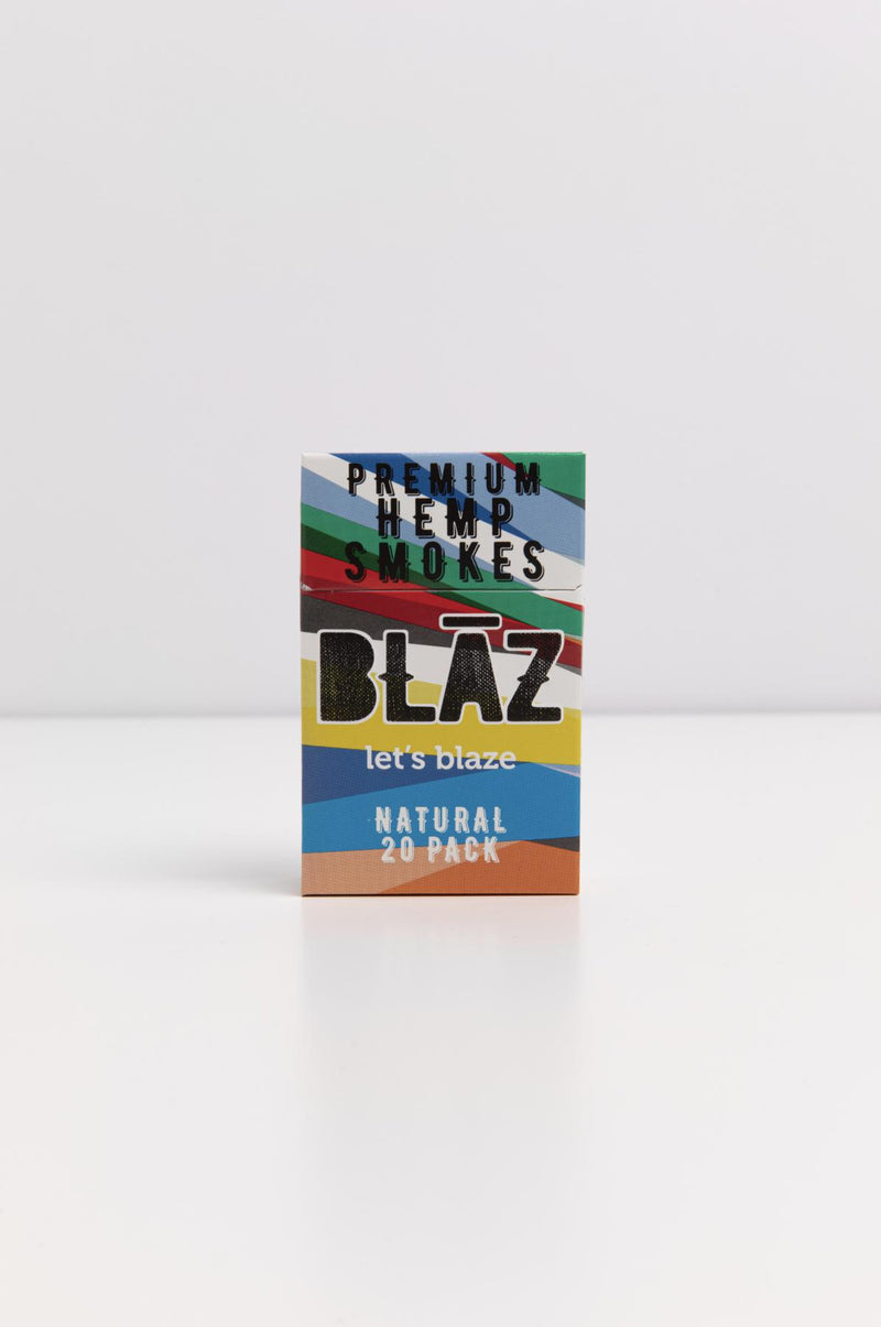 BLAZ HEMP NATURAL SMOKES