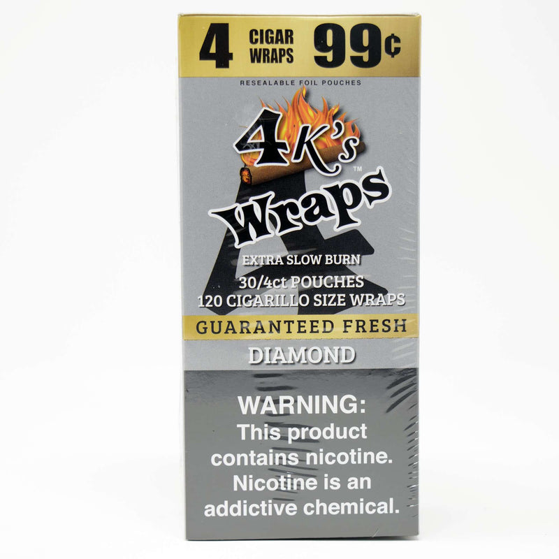 4 KING WRAP 4 for 99 30 Count