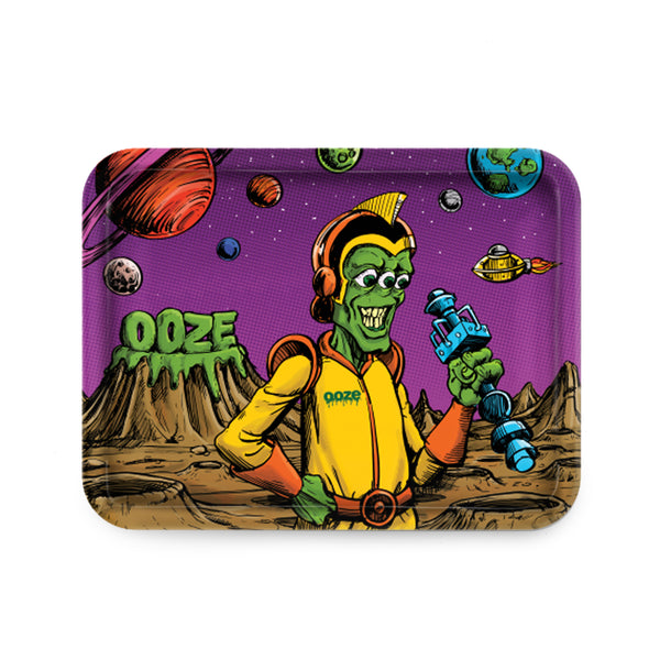 OOZE INVASION ROLLING TRAY