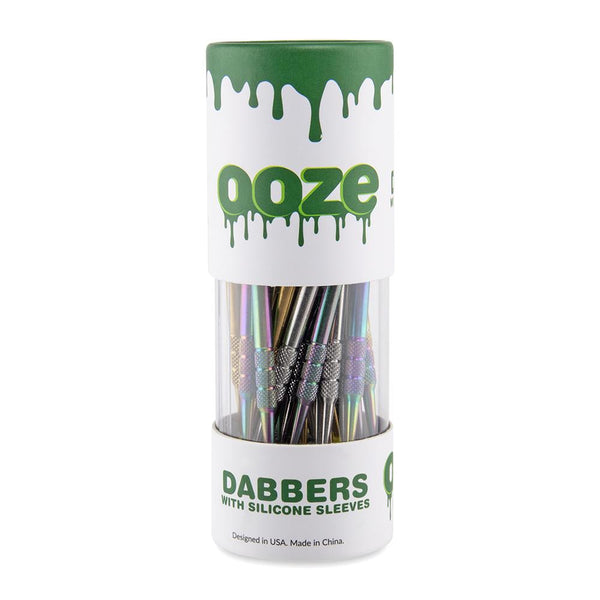 OOZE STAINLESS STEEL DABBERS 30-BOX