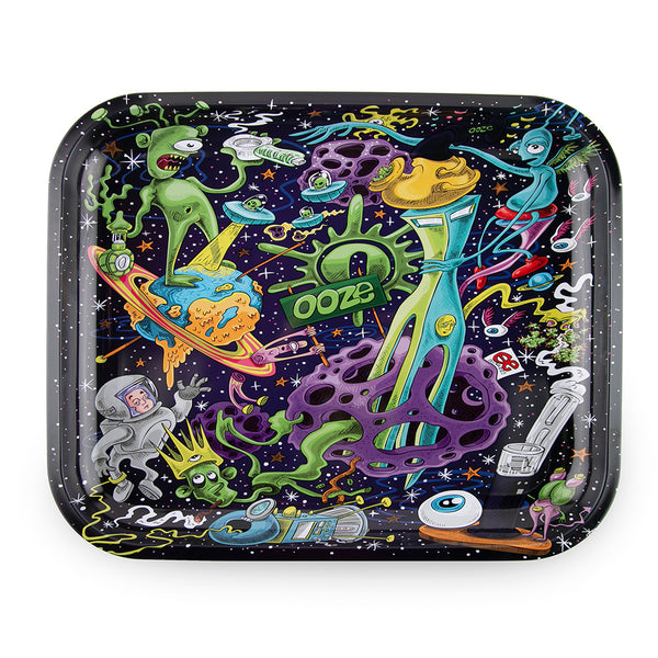 OOZE UNIVERSE ROLLING TRAY