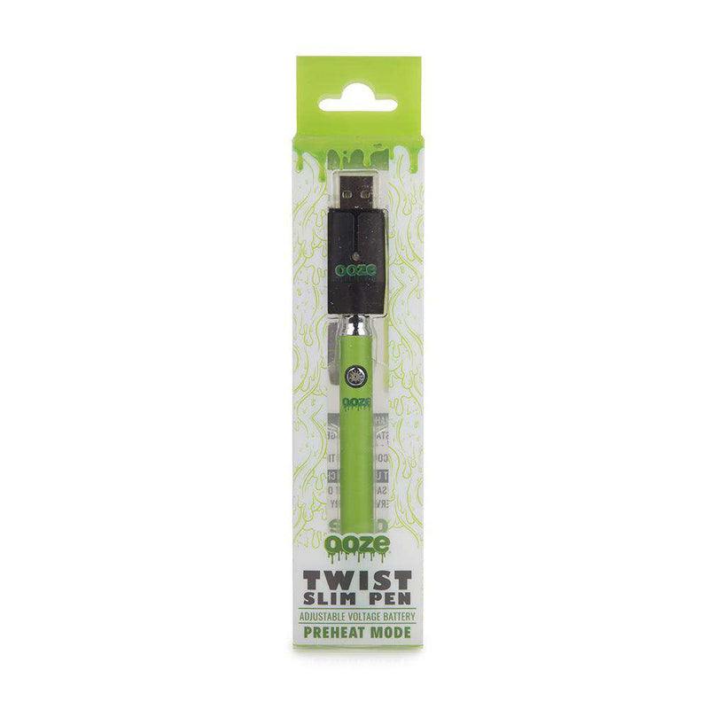 OOZE TWIST SLIM PEN W/USB