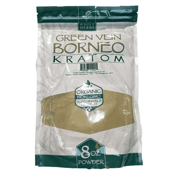 Whole Herbs 8oz Kratom Powder