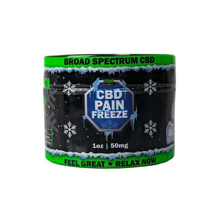 Hemp Bombs CBD Pain Rub 1oz 50mg 12/Box