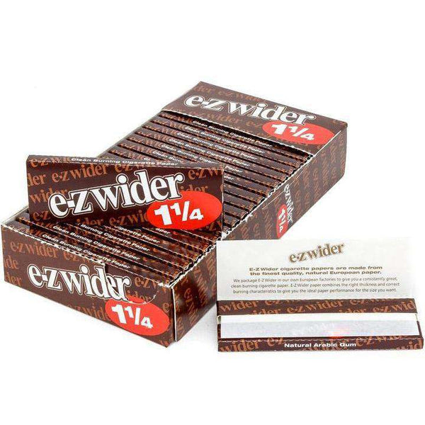 E-Z Wider Cigarette Papers