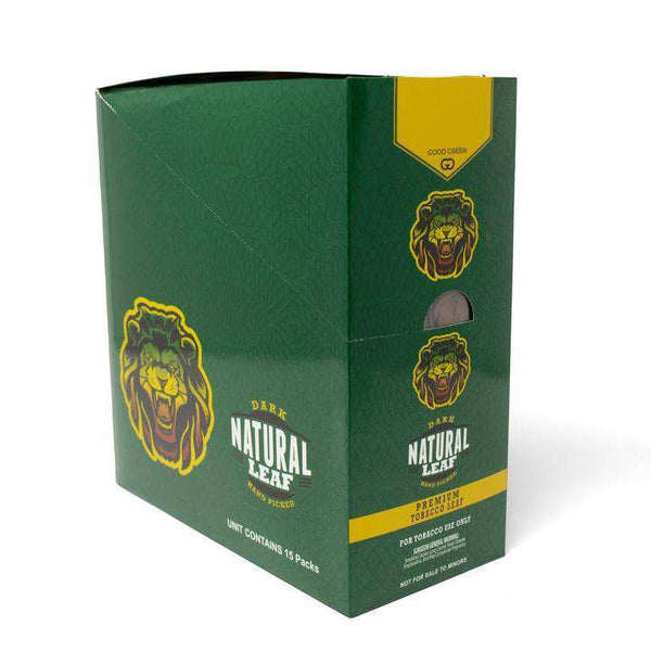Good Green Natural Leaf 15/box