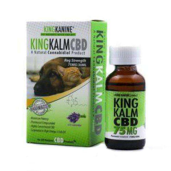 Green Roads 75 mg Kingkalm