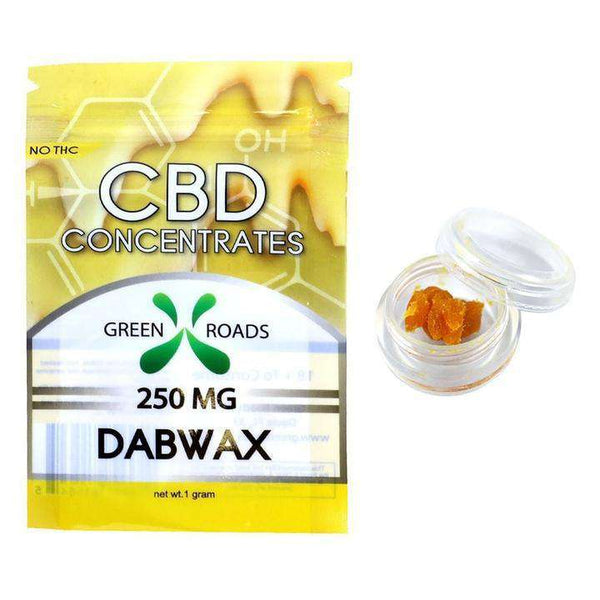 Green Roads Dabwax