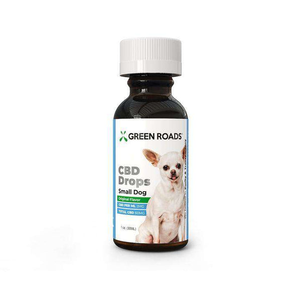 Green Roads Dog CBD Drops