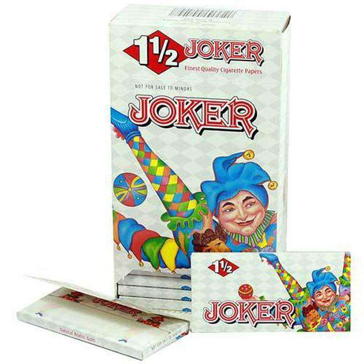 Joker Cigarette Papers