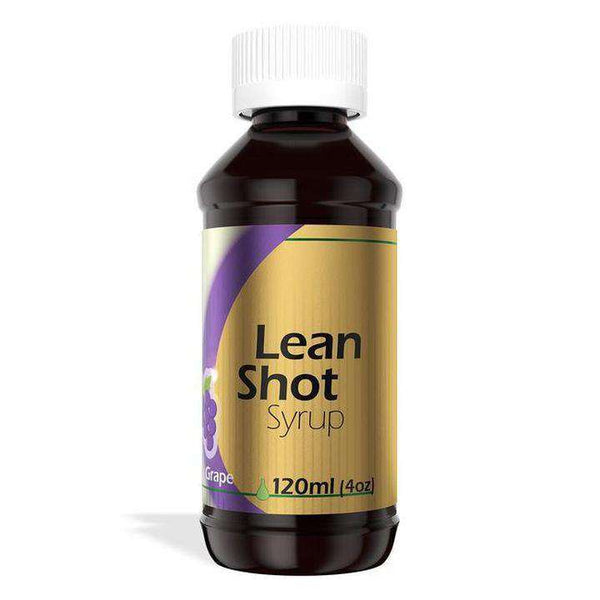 Lean Shot Syrup 120 ml 4 oz