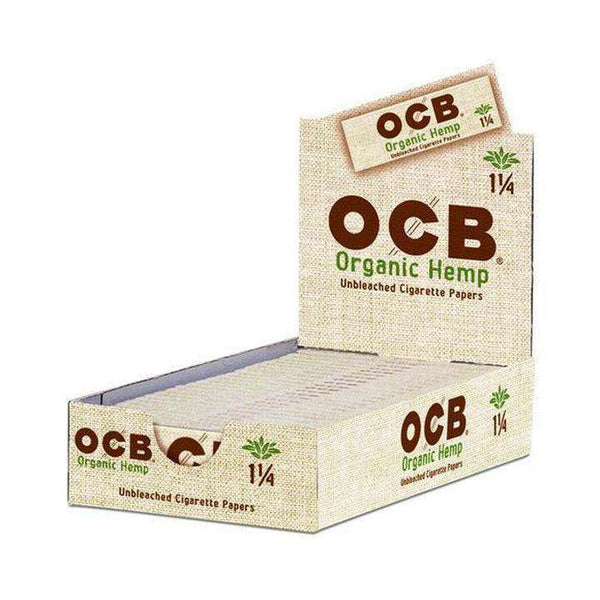 OCB HEMP PAPERS
