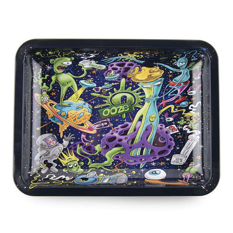 OOZE FACTORY ROLLING TRAY