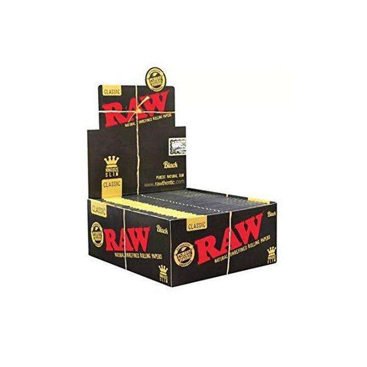 RAW BLACK CLASSIC PAPERS