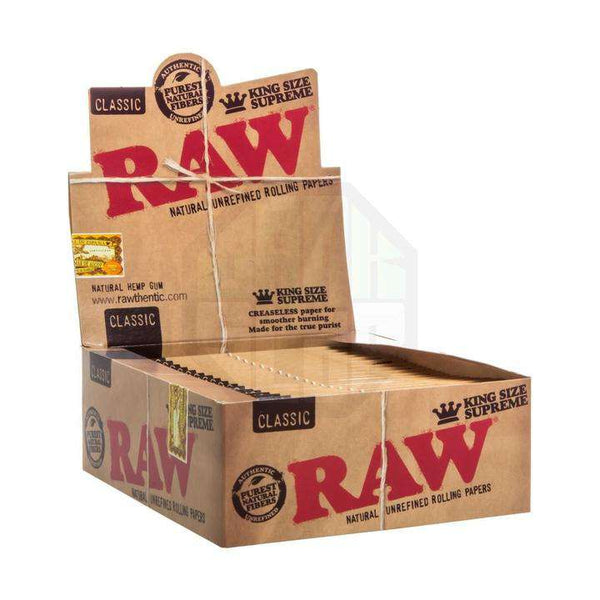 RAW PAPERS AND TIPS