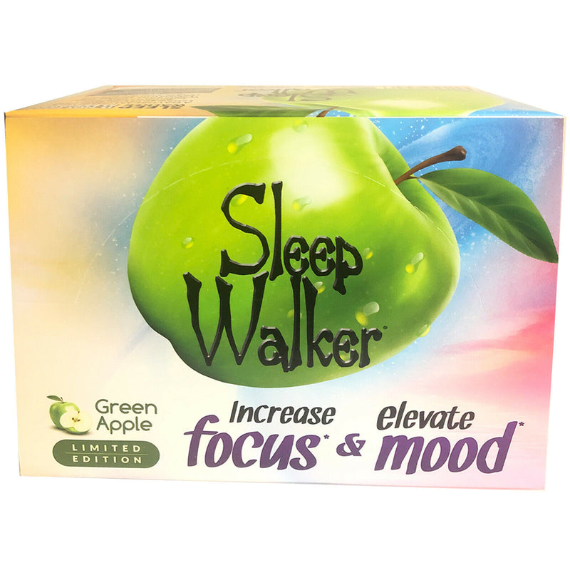 SLEEP WALKER SHOT GREEN APPLE  2OZ 12/BOX
