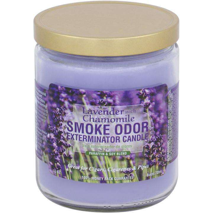 Smoke Odor Candle 13oz