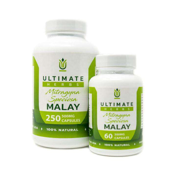 Ultimate Herbs - Capsules - Malay