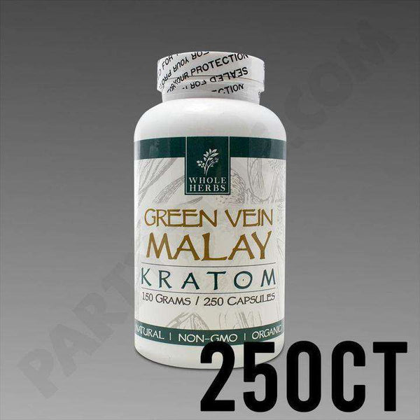 Whole Herbs Kratom 250 capsules
