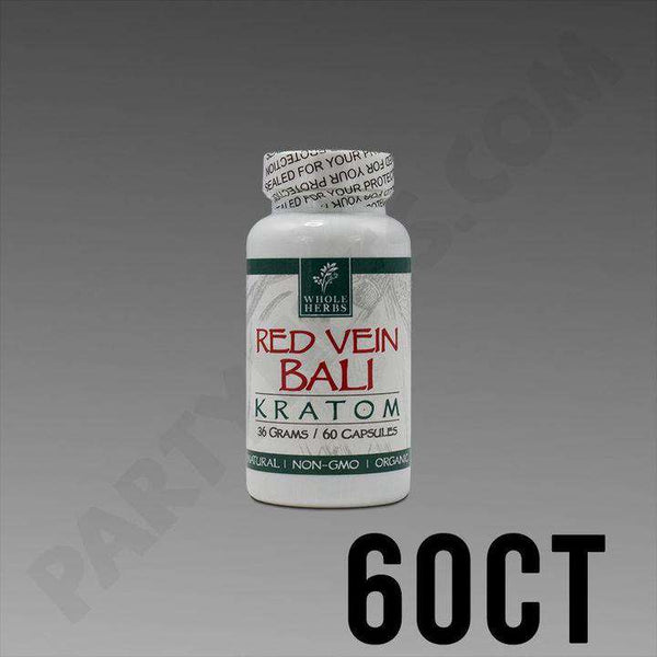 Whole Herbs Kratom 60 Capsules