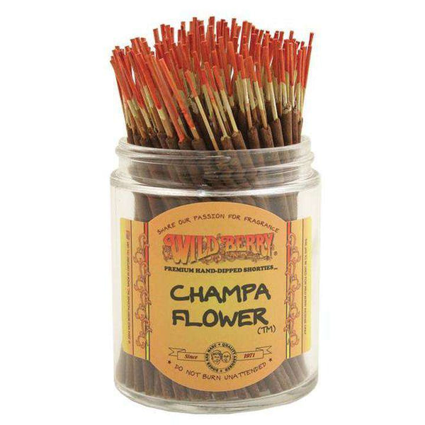 Wildberry Incense Shorties