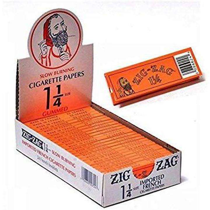 Zig Zag Cigarette Papers