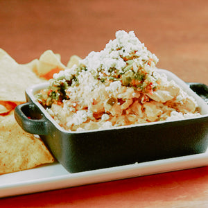 Costello Buffalo Dip with an Italian Twist