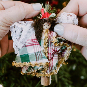 Angel Ornaments Create Family Heirlooms