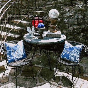 Decorating Outdoor Nooks