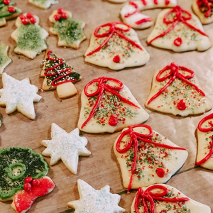 Christmas Cookies - It's Tradition!