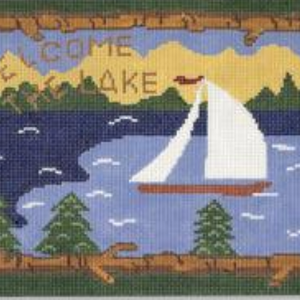 How I Got Back Into Needlepointing