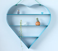 Shelves - Heart Shelves